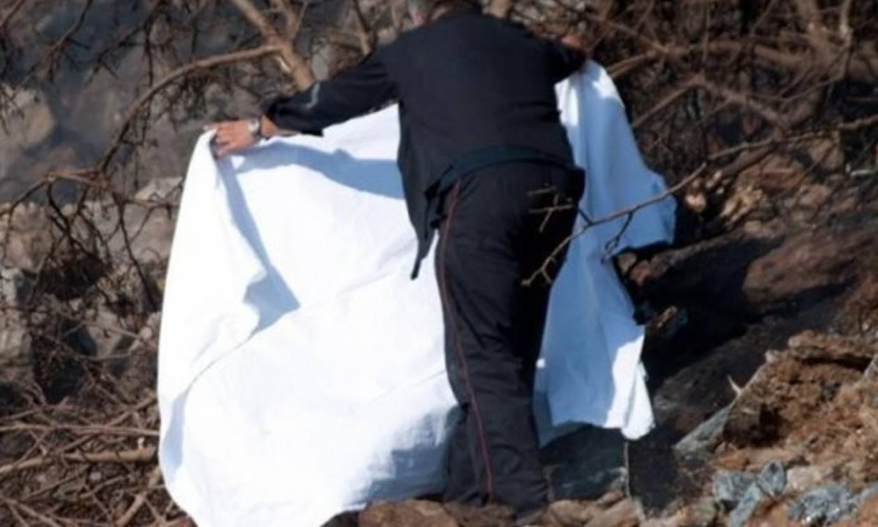 Θρίλερ: Βρήκαν νεκρό επιχειρηματία να είναι καθισμένος σε χωράφι