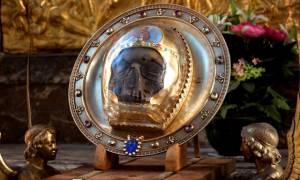 Πού βρίσκεται σήμερα το κεφάλι του Αγίου Ιωάννη του Προδρόμου;