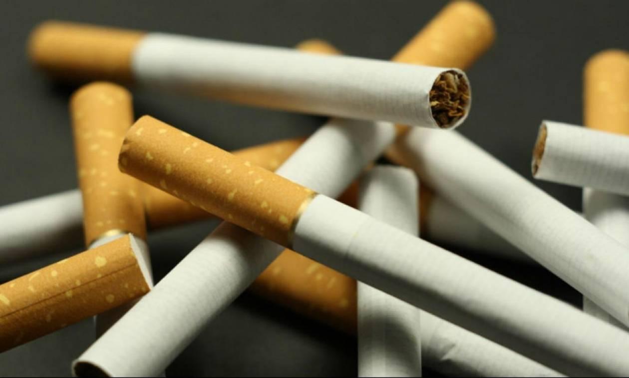Θεσσαλονίκη: Σύλληψη 44χρονου με 4.500 λαθραία πακέτα τσιγάρων