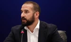 Τζανακόπουλος: Το παραγωγικό μοντέλο της κυβέρνησης στηρίζεται στην προστασία εργασίας