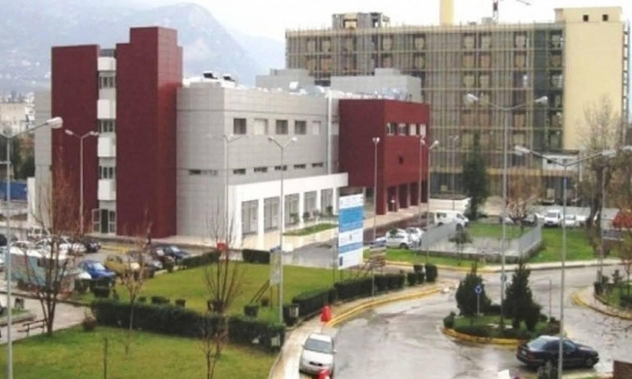 Πανικός στην Πάτρα: Ασθενής επιτέθηκε με γροθιές σε γιατρό μέσα στο νοσοκομείο