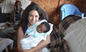 Κονγκό: Αυτή είναι η «μαμά Ελένη» από την Πάτρα