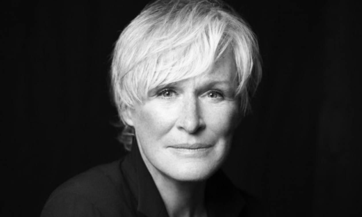Με το βραβείο «Κάθριν Χέπμπορν» τιμήθηκε η Γκλεν Κλόουζ