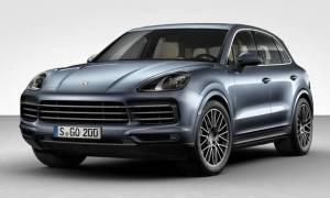 Η νέα Porsche Cayenne είναι πιο κομψή και πάντα δυνατή