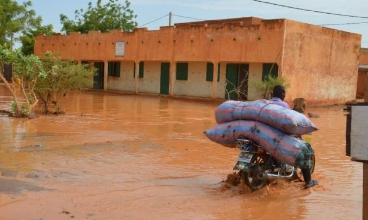 Πλημμύρισε ο Νίγηρας: Τουλάχιστον 44 νεκροί