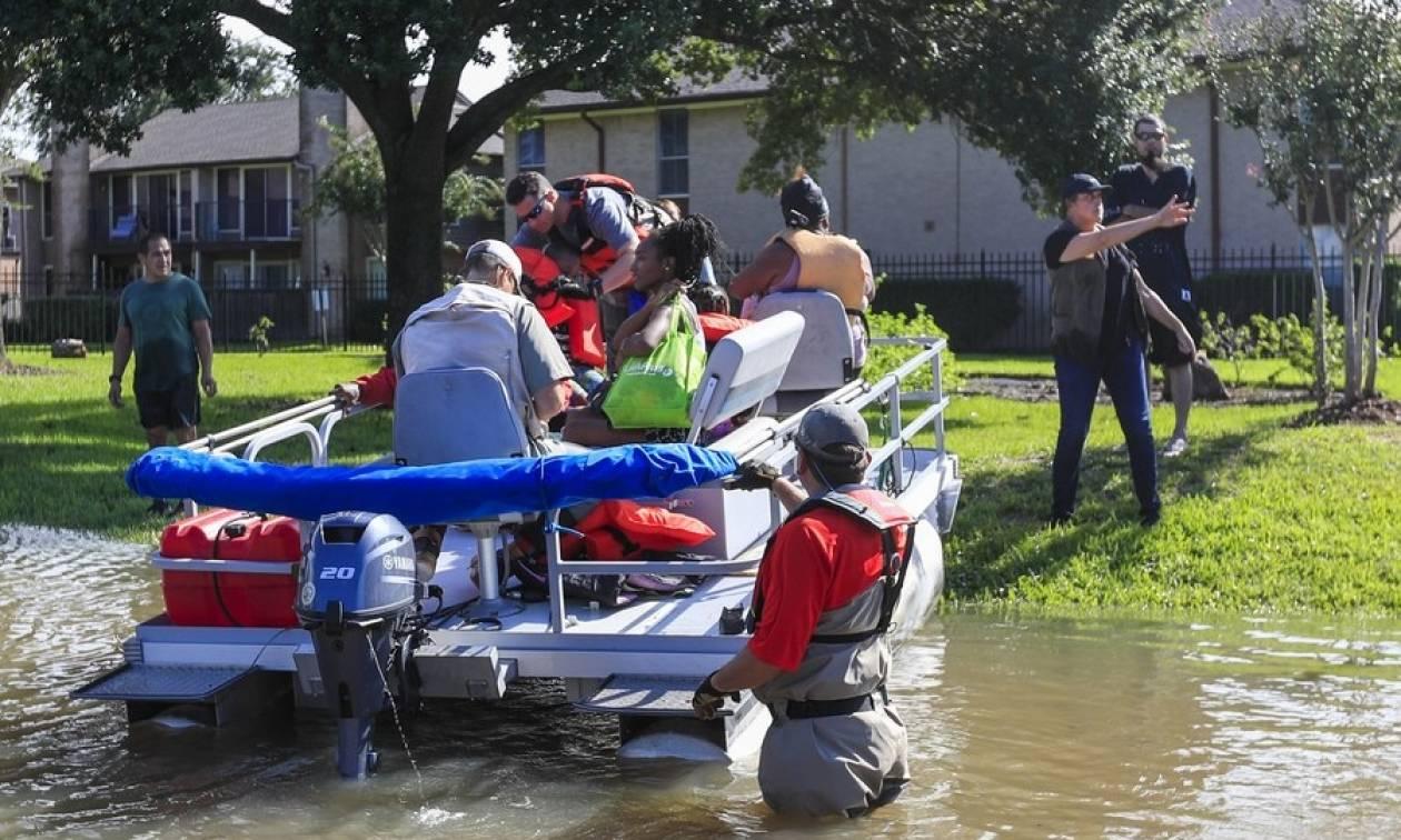 Καταιγίδα Χάρβει: Μετά το Τέξας απειλεί την Λουιζιάνα
