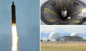 Fort Greely: Στα άδυτα της βάσης που είναι έτοιμη να καταρρίψει τους πυραύλους του Κιμ Γιονγκ Ουν