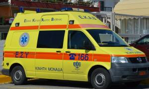 Σοκάρει η αυτοκτονία γυναίκας στη Λαμία: Βούτηξε στο κενό από ταράτσα (pics)