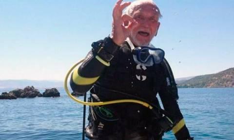 На Кипре 94-летний британец установил новый рекорд Гиннеса