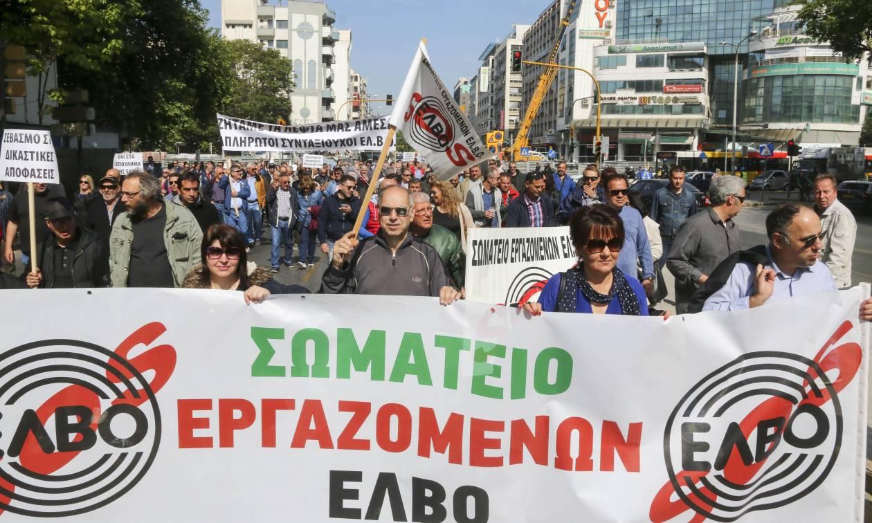 Κρίσιμο ραντεβού Τσακαλώτου - Βίτσα με τους εργαζόμενους της ΕΛΒΟ