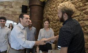 Αυτός είναι ο νέος υπουργός Οικονομικών: Το... ανακοίνωσε ο Τσίπρας