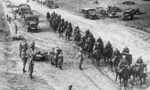 Σαν σήμερα το 1939 ξεκινάει ο Β'  Παγκόσμιος Πόλεμος με την εισβολή της Γερμανίας στην Πολωνία
