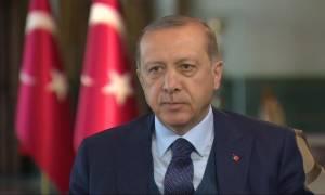 Έξαλλος ο Ερντογάν: Σκάνδαλο η απόφαση των ΗΠΑ για τους φρουρούς μου