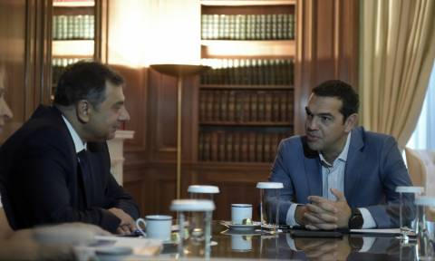 Greece needs to rebuild its SMEs, Tsipras says at ESEE meeting