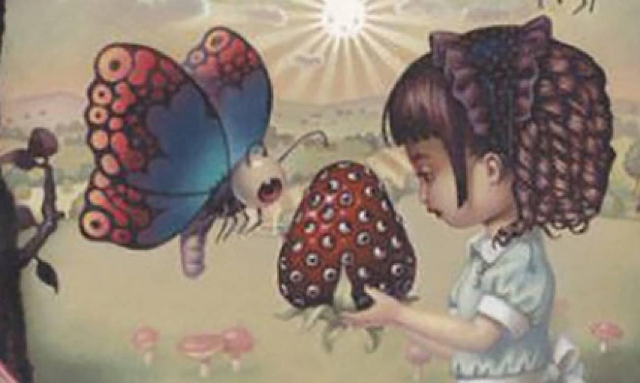 Ψυχολογικό τεστ: Ποια φιγούρα βλέπετε πρώτη; Δείχνει τους κρυμμένους σας φόβους (Photo)