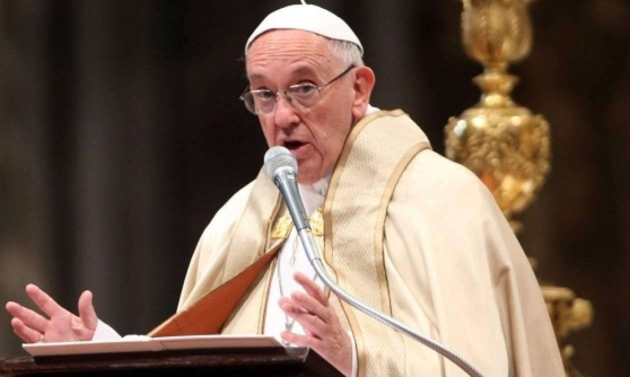 Αναπάντεχη αποκάλυψη: Μέχρι και ο πάπας Φραγκίσκος έχει κάνει ψυχανάλυση!