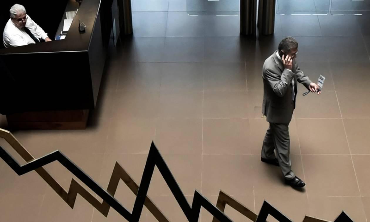 Με πτώση έκλεισε την Παρασκευή (1/9) το Χρηματιστήριο Αθηνών
