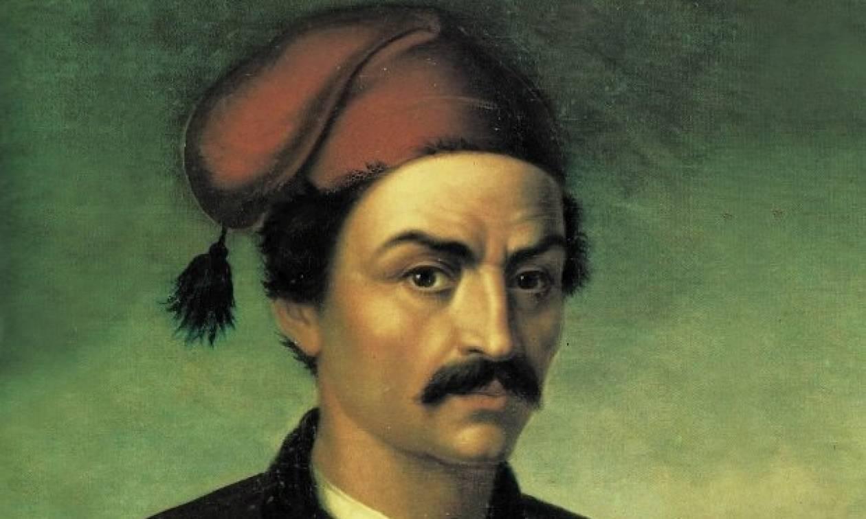 Σαν σήμερα το 1877 πέθανε ο «ναύαρχος» Κωνσταντίνος Κανάρης