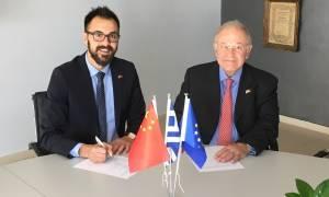 Συνεργασία Line Group με το Ελληνοκινεζικό Επιμελητήριο για την ενίσχυση των εξαγωγών