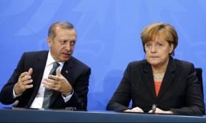 Σκληρό βέτο Βερολίνου στον Ερντογάν: Καμία αναβάθμιση στις εμπορικές σχέσεις Τουρκίας-ΕΕ