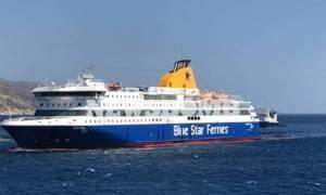 Νέα επιχείρηση αποκόλλησης του Blue Star Patmos