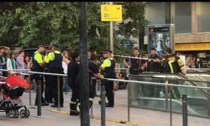 Συναγερμός στη Βαρκελώνη λόγω ύποπτης ουσίας στο μετρό
