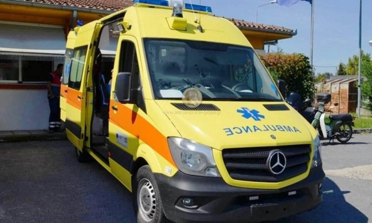 Φρικτό δυστύχημα με αλυσοπρίονο στην Ηλεία (pics)