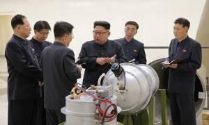 Παγκόσμιος τρόμος: Πυρηνική δοκιμή που προκάλεσε σεισμό 6,3 Ρίχτερ πραγματοποίησε η Βόρεια Κορέα