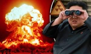 Παγκόσμιος τρόμος: Δέκα φορές ισχυρότερη η πυρηνική δοκιμή που πραγματοποίησε σήμερα η Βόρεια Κορέα
