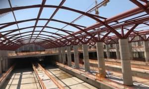 Μετρό Θεσσαλονίκης: Πότε θα είναι έτοιμο το αμαξοστάστιο Πυλαίας