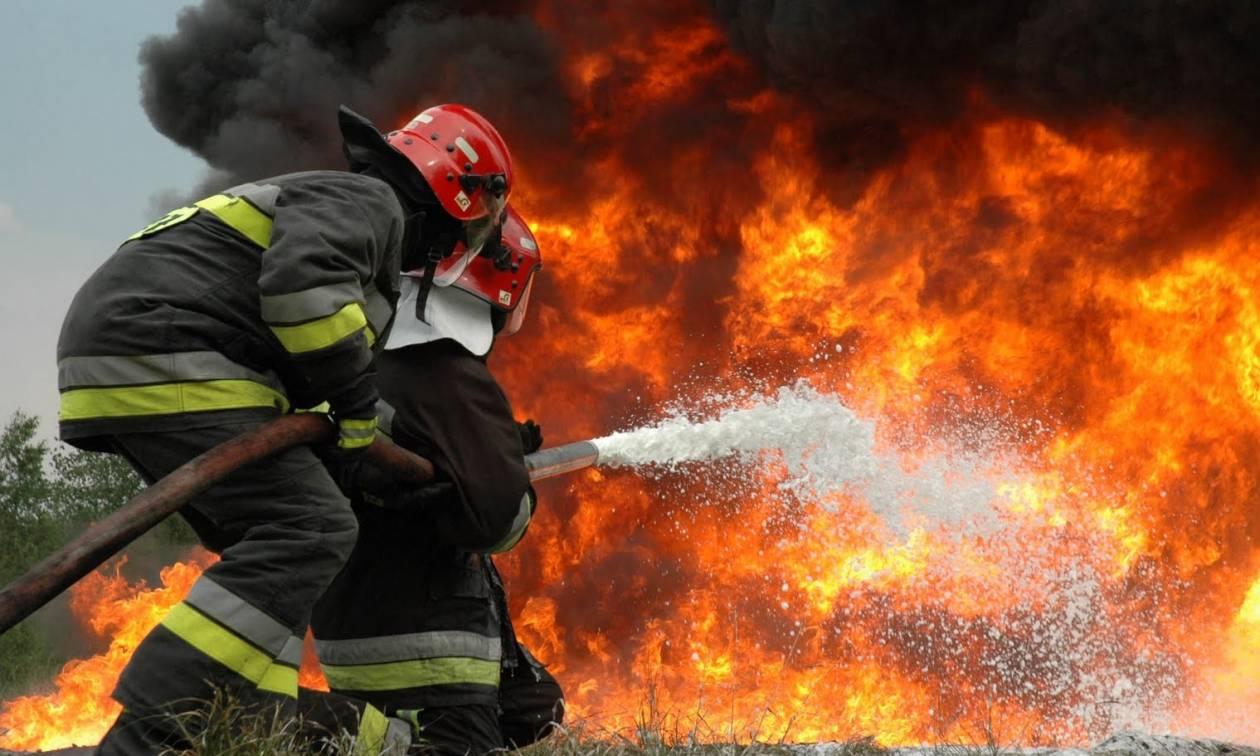 Φωτιά Live: Συναγερμός για μεγάλη πυρκαγιά στην Ηλεία