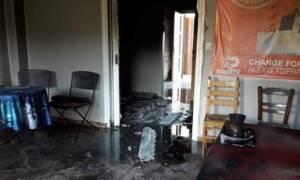 Αυτός είναι ο δράστης του εμπρησμού στα γραφεία του ΣΥΡΙΖΑ στο Ρέθυμνο
