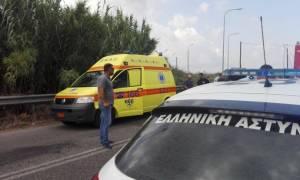 Αγρίνιο: Τροχαίο με πέντε τραυματίες – Αυτοκίνητο συγκρούστηκε με θεριζοαλωνιστική μηχανή