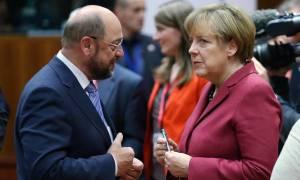 Γερμανικές εκλογές 2017: Όλα έτοιμα για το ντιμπέιτ Μέρκελ - Σουλτς