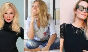 Βίκυ Καγιά, Νάντια Μπουλέ και Μαρία Ηλιάκη έκαναν τη μεγάλη αλλαγή στην εμφάνισή τους (pics)