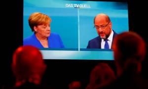 Γερμανικές εκλογές: Νίκη για τη Μέρκελ στην τηλεμαχία σύμφωνα με δημοσκόπηση