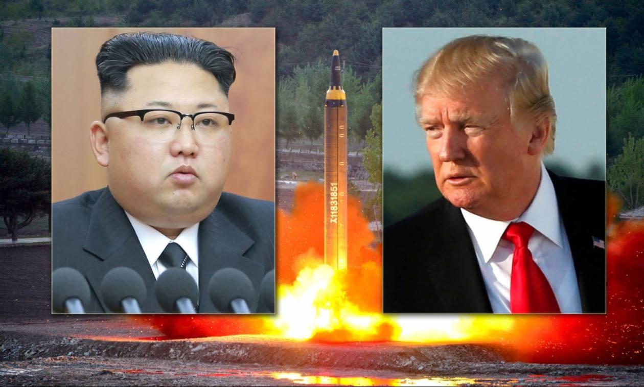 ΗΠΑ: Μαζική στρατιωτική απάντηση στις προκλήσεις της Βόρειας Κορέας
