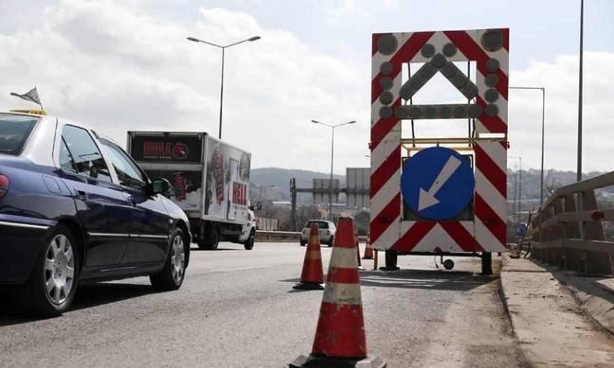 Προσοχή! Εργασίες σε δρόμους της Θεσσαλονίκης - Δείτε πού θα ισχύσουν κυκλοφοριακές ρυθμίσεις