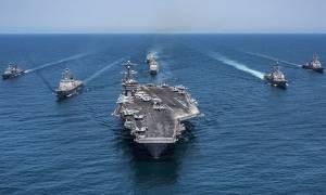 Στα πρόθυρα πολέμου: Πυρετώδεις προετοιμασίες για βομβαρδισμό της Βόρειας Κορέας