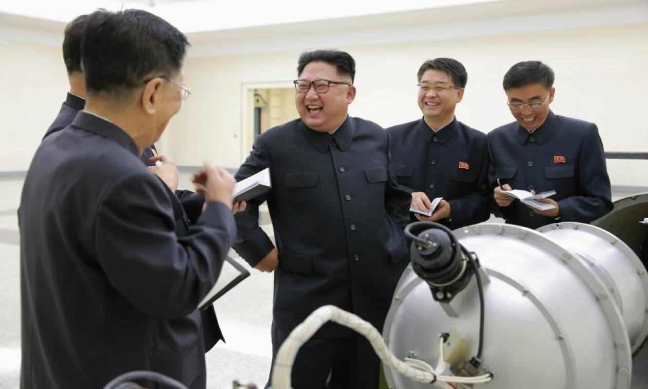 Συναγερμός στη Νότια Κορέα: Ο Κιμ Γιονγκ Ουν πέτυχε τη σμίκρυνση πυρηνικού όπλου