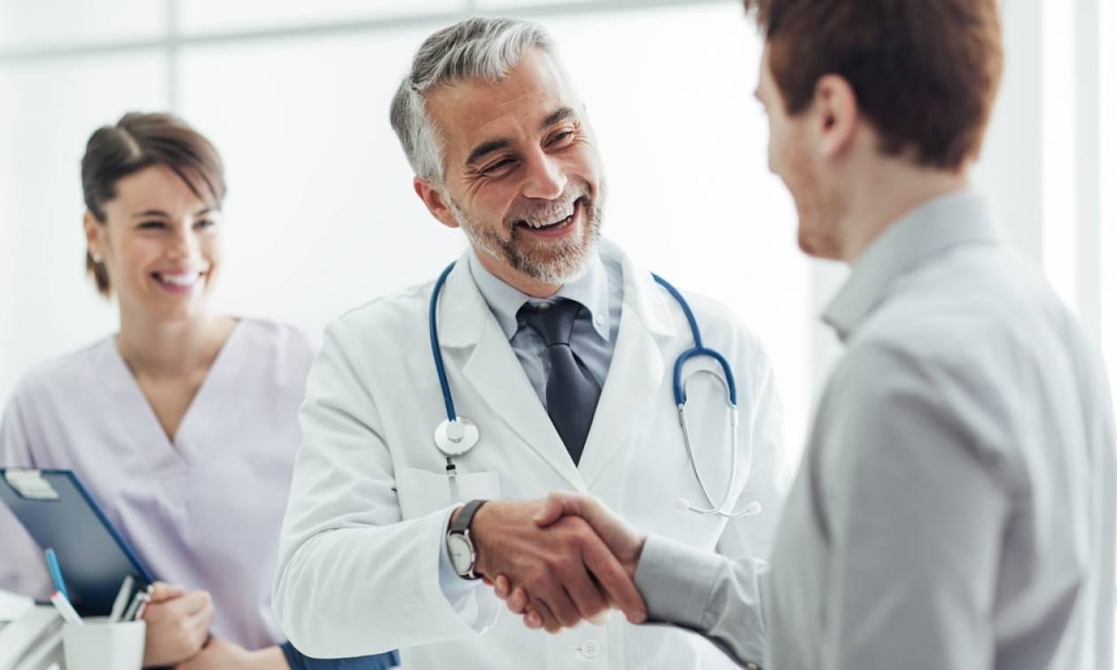 Αυτά είναι τα επαγγέλματα Υγείας με σημαντικές προοπτικές στην αγορά εργασίας