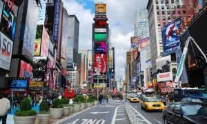 Ερημώνει το θρυλικό κέντρο της Νέας Υόρκης - Κατεβάζουν ρολά ιστορικά καταστήματα
