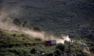 «Κίτρινος» συναγερμός στην Πυροσβεστική: Αυτές οι περιοχές κινδυνεύουν αύριο Τρίτη (05/09)