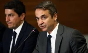 Μητσοτάκης: Οι τέσσερις προτεραιότητες για να έρθουν επενδύσεις στην Ελλάδα