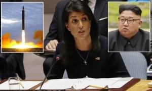 ΗΠΑ: Ο Κιμ Γιονγκ Ουν παρακαλάει για πόλεμο - Τέλος η υπομονή