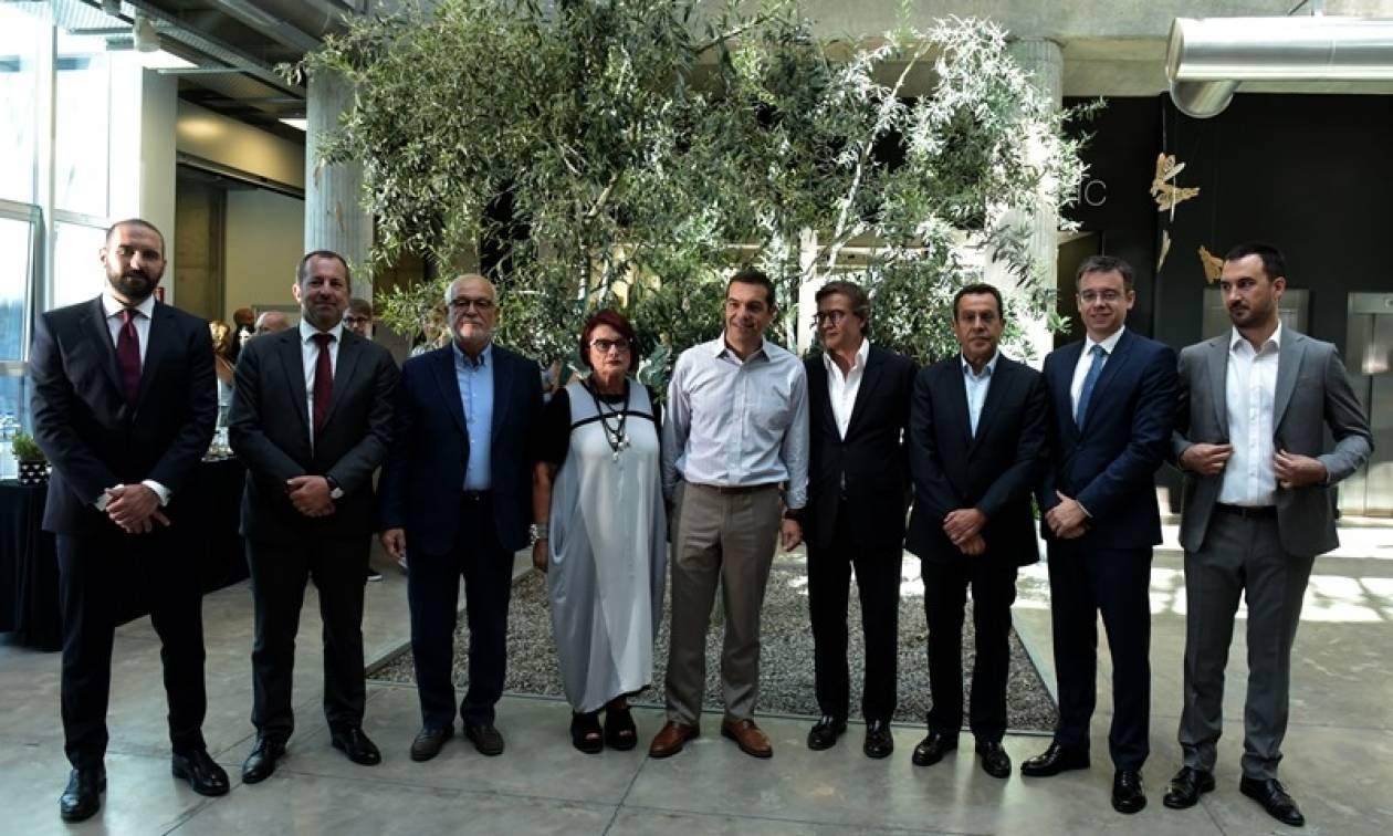 APIVITA - Κουτσιανάς: Μας γεμίζει περηφάνεια η επίσκεψη του πρωθυπουργού