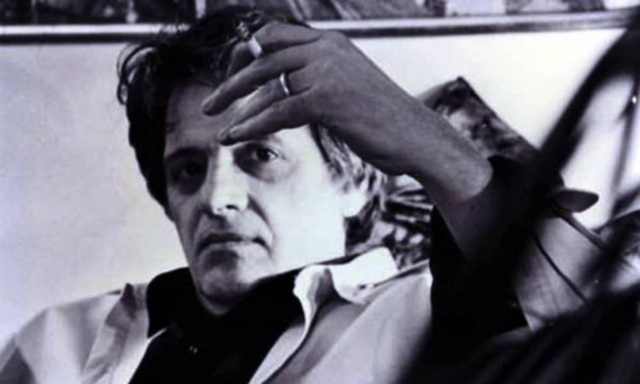 Σαν σήμερα το 2007 πέθανε ο σκηνοθέτης και συγγραφέας Νίκος Νικολαΐδης
