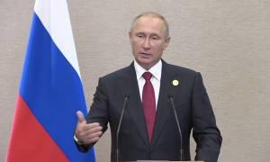 Προειδοποίηση Πούτιν: Η «στρατιωτική υστερία» μπορεί να οδηγήσει σε «παγκόσμια καταστροφή»