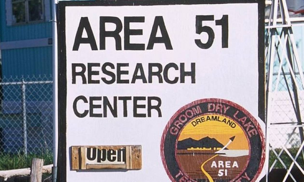 Λύση στο αίνιγμα: Η φωτογραφία που αποκαλύπτει τι κρύβεται στη μυστηριώδη Area 51