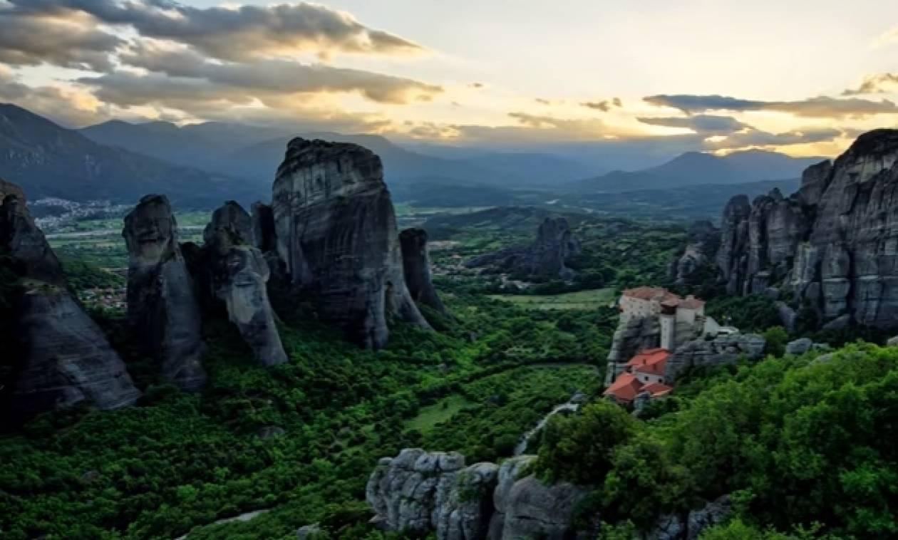 Αυτή είναι η ταινία με τις ομορφιές της Ελλάδας που διεκδικεί την πρωτιά σε διαγωνισμούς (vid)